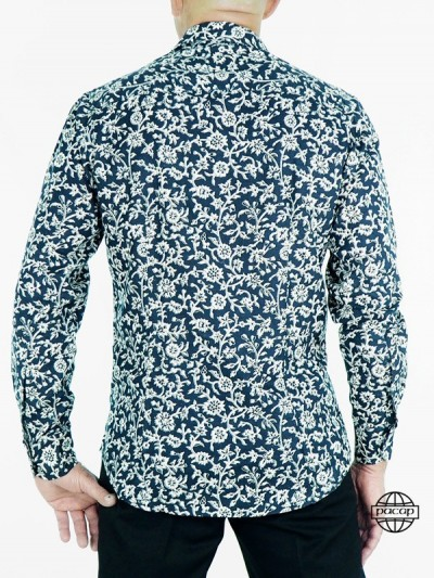 Men's Shirt Little Flowers...