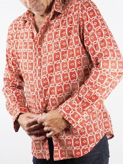 Men Casual Shirt Look...
