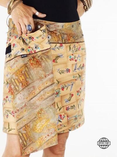 "Cotton Skirt ""Midi""..."