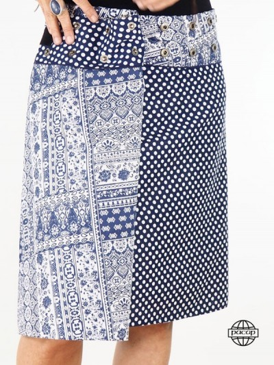 "Reversible Skirt ""Long""..."