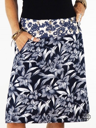 """Skirt with pockets """"Long""""..."""