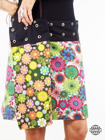3 Lengths - Split Skirt...