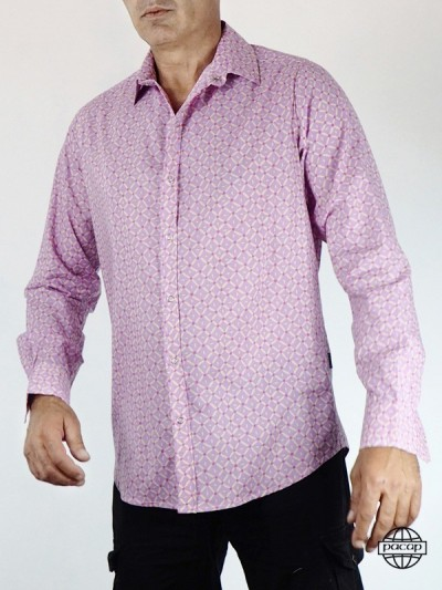 Chemise Homme Bouton...