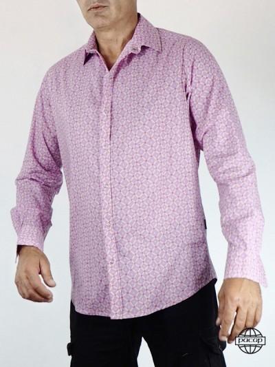 Men's Shirt Button pressure...