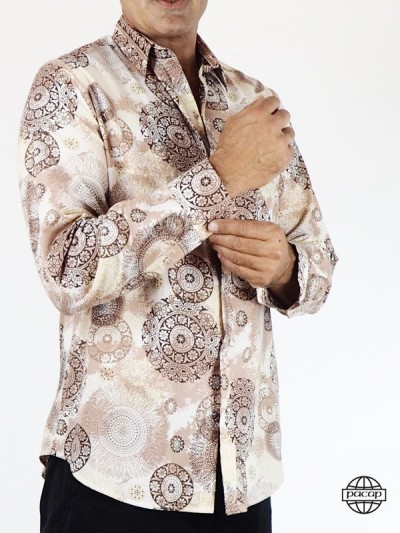 Chemise Homme Chic Coupe...