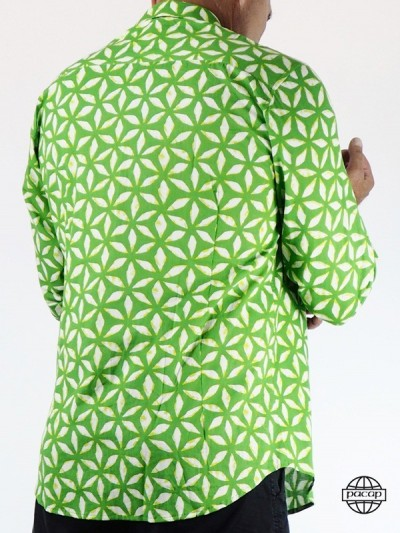 Man shirt Cotton Printed...