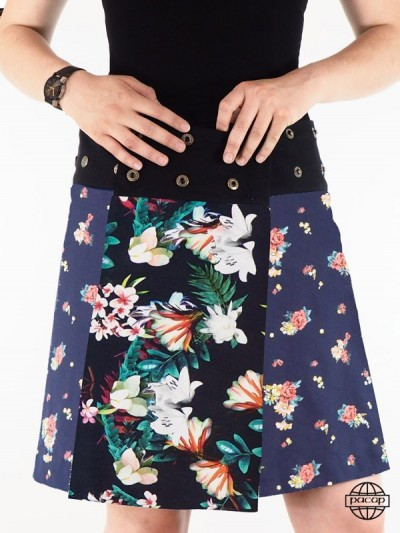"Skirt ""Mid-Long"" Reversible..."
