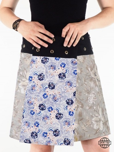 "Skirt ""Midi"" Rayon One Size..."