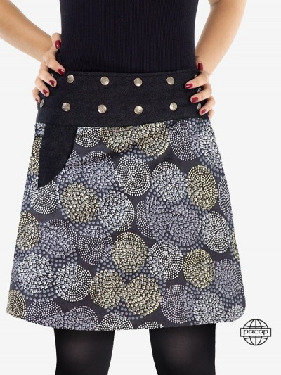 "Skirt ""3 lengths"" Skater..."