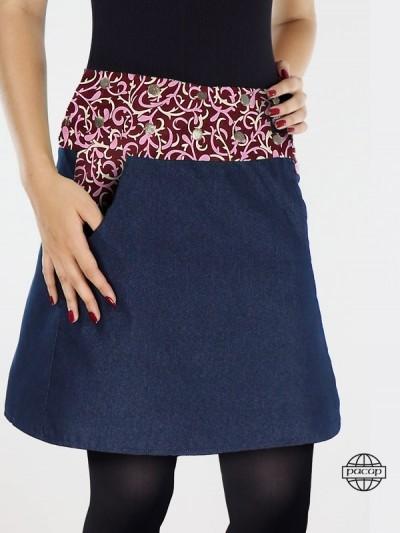 """Skirt in Jeans """"3 Lengths""""..."""