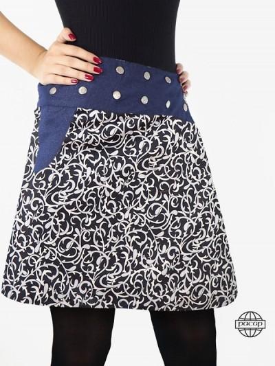 """Skater Skirt and wallet """"3..."""
