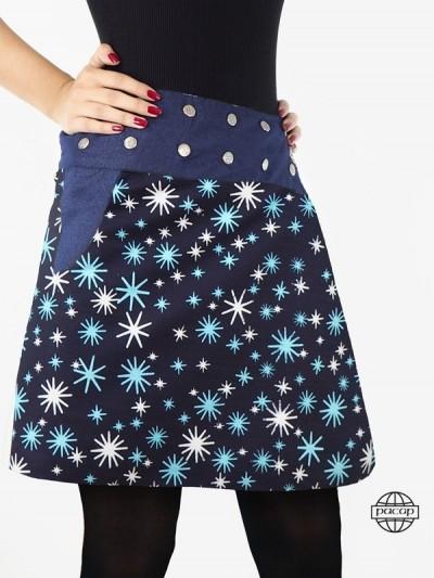 """Blue Skirt """"3 lengths""""..."""
