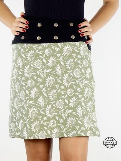 "Skirt ""Average"" Green and..."