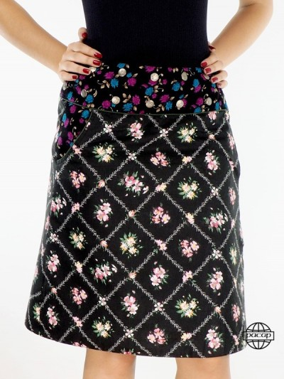 "Skirt ""Long"" Split Size and..."