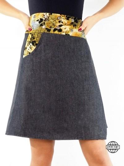 """Skirt Jeans """"Long"""" Urban..."""