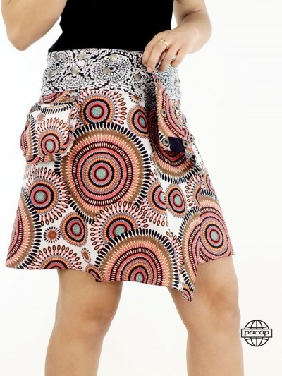 Zip Skirt Woman 8 in 1...