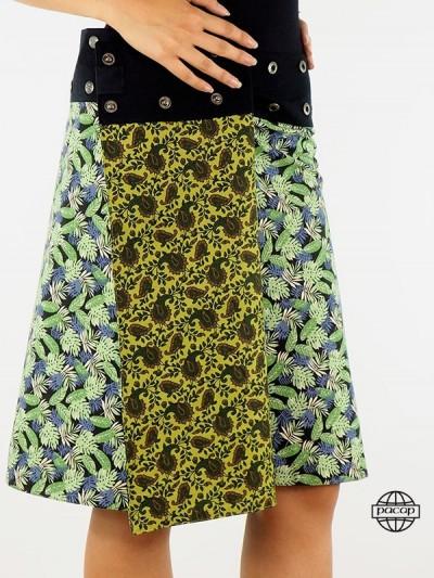 "Skirt ""Long"" Summer Printed..."