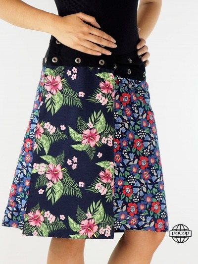 Reversible Skirt Knee...