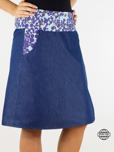 Original Blue Skirt jeans...