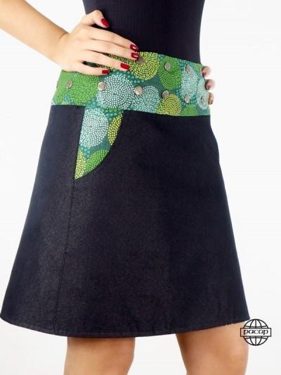 Skirt Reversible Female...