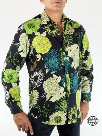 Man Hawaiian Shirt Designs...