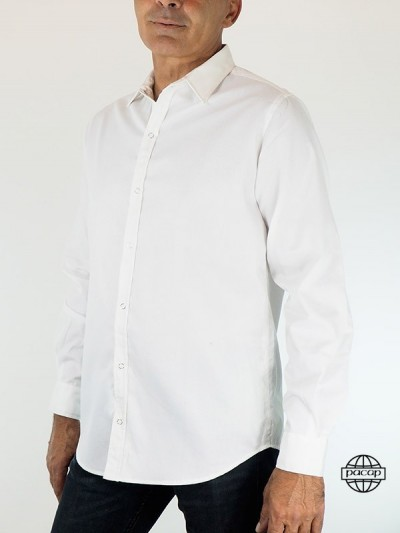 Shirt White Man OXFORD - RALPH