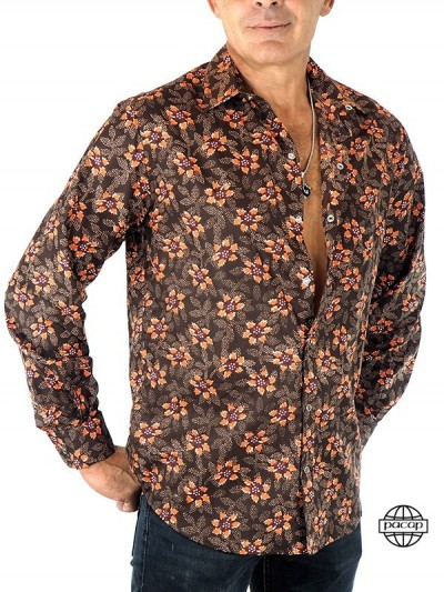 Chemise Homme Tropical...
