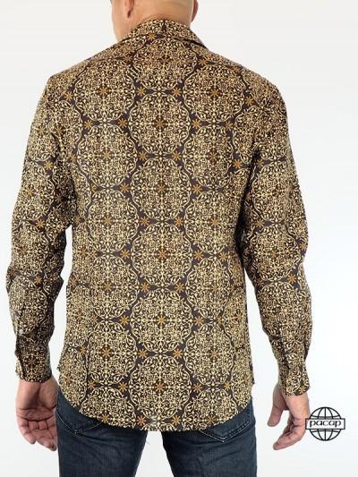 Shirt Indian Design Suzani...