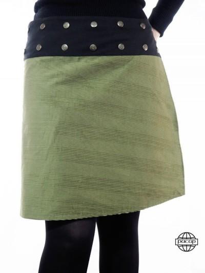 """Skirt """"Mid-Long"""" Straight..."""