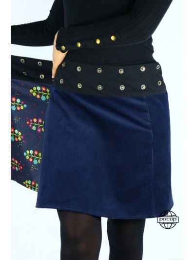 Skirt Reversible Female...