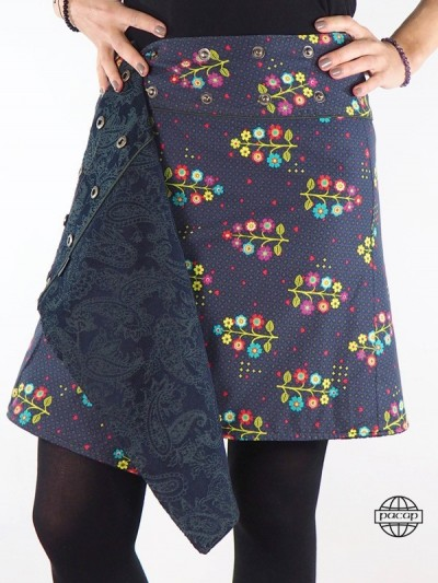 "Skirt trapeze ""Mi-Long""..."