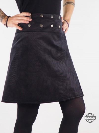 "Skirt ""Midi"" in Corduroy..."