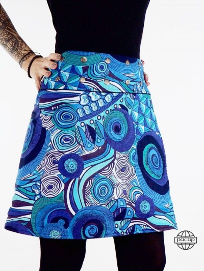 Pencil Skirt Woman Velvet...