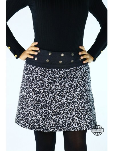 Skirt in Black Jeans Size...