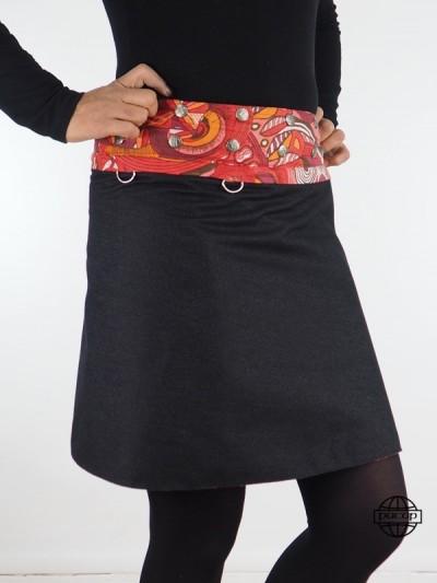 "Skirt ""2 Längen"" Ethnic..."