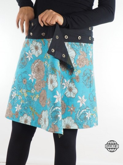 "Skirt Winter ""Midi"" 2 in 1..."