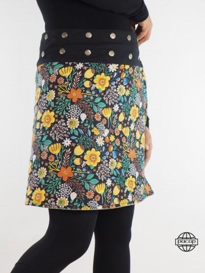"Skirt Woman ""Mi-Long""..."