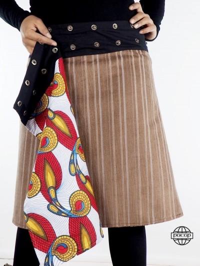 """Skirt Woman """"Maxi"""" Velvet..."""