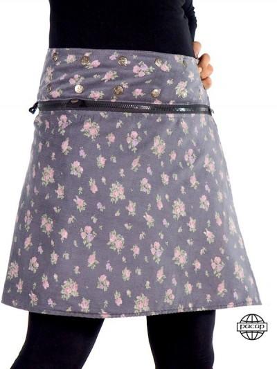 """Tropical Skirt """"Average""""..."""