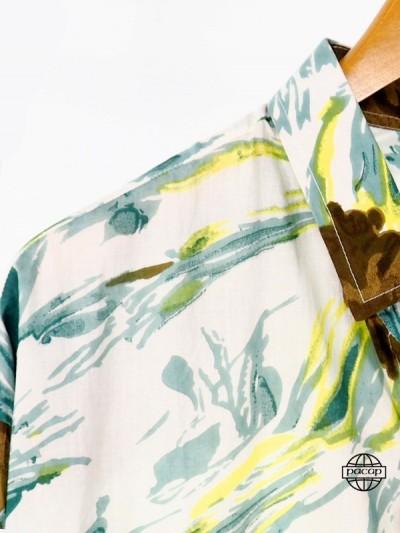 Shirt Nature Tropical Green...