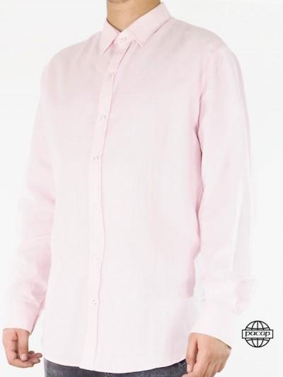 Shirt Classic Rose LINEN...
