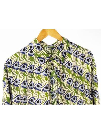 Shirt Wax Pattern Cotton...