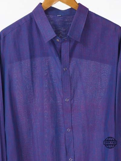 Classic shirt in Purple...