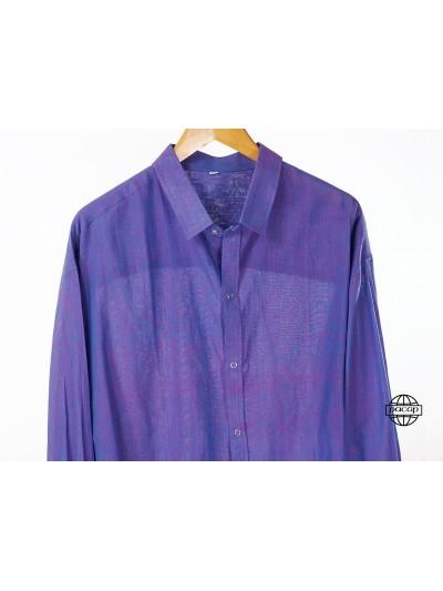 Klassisches Hemd in Purple...