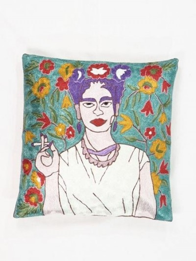 Cushion Embroidered - 07