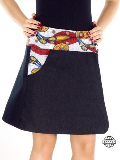 Skirt Portfolio - Jean Blue...