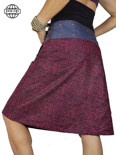 Reversible Skirt in Jeans...