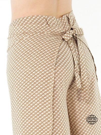 Pantalon Thai Large et...