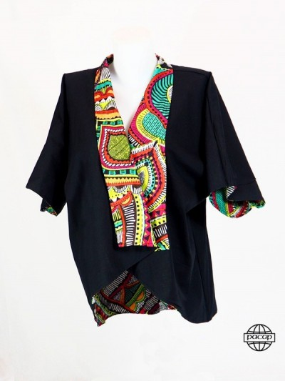 REVERSIBLE Jacket Style Top...