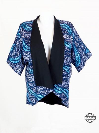 Jacke Stil Top Kimono...